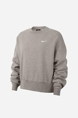 Nike NSW Crew Fleece Sweatshirt