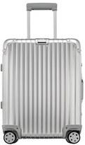 Rimowa Topas 22 Inch Cabin Multiwheel Aluminum Carry-On - Metallic