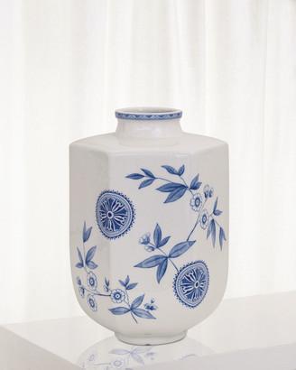 Port 68 Temba Medium Vase, Blue