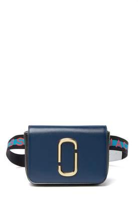 Marc Jacobs Hip Shot Leather Convertible Belt Bag