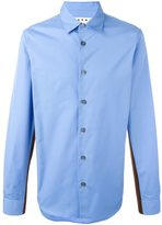 Marni side stripe shirt