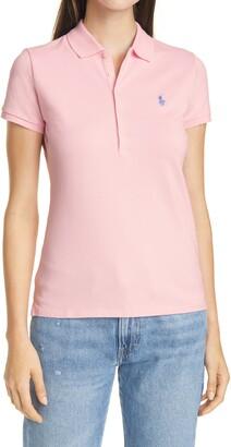 Polo Ralph Lauren Julie Slim Fit Polo Shirt