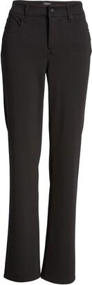 Curves 360 by NYDJ Straight Leg Ponte Pants