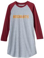 "Girls 6-14 Harry Potter ""Hogwarts"" Dorm Nightgown"