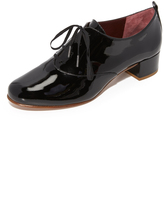 Marc Jacobs Betty Lace Up Oxfords