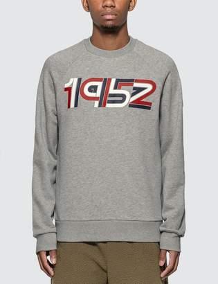 Moncler Genius 1952 Logo Jersey Sweatshirt