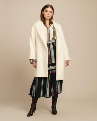 Marina Rinaldi Terzetto Coat
