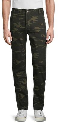 Rawx Camo Jeans