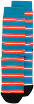 Diesel striped socks - men - Cotton/Nylon/Spandex/Elastane - M