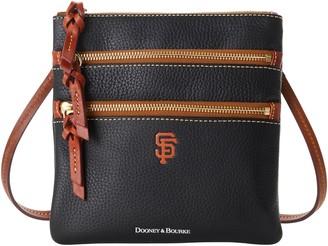Dooney & Bourke MLB Giants N S Triple Zip Crossbody