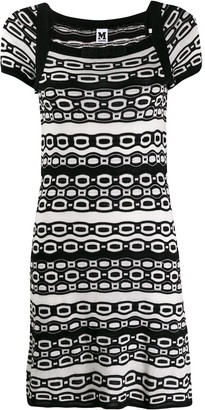 Missoni Pre-Owned 2000's knitted dress