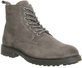 Ask The Missus Erin Lace Shearling Boots