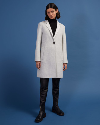 Jigsaw Penwith Double Face Duster Coat