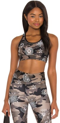 Koral Bermuda Energy Sports Bra