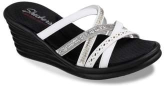 Skechers Cali Meditation New Lassie Wedge Sandal