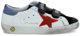 Golden Goose Old School Sneakers For Teen