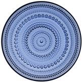 Iittala Kastehelmi Glass Salad/Dessert Plate