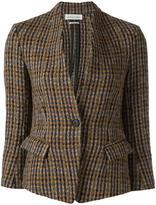 Etoile Isabel Marant Lardy blazer - women - Cotton/Acrylic/Polyester/other fibers - 38