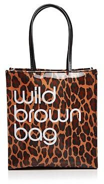 Bloomingdale's Wild Brown Bag - 100% Exclusive