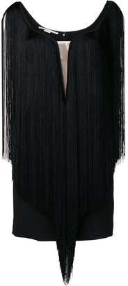 Stella McCartney Isla fringed dress