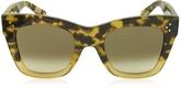 Celine CATHERINE CL 41090/S Acetate Cat Eye Women's Sunglasses