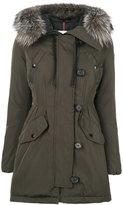 Moncler padded jacket - women - Cotton/Polyamide/Polyester/Goose Down - 2