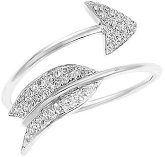 Diana M Fine Jewelry 14K Diamond Ring