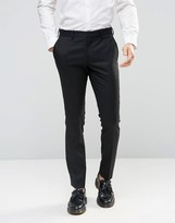 Selected Homme Skinny Fit Trousers With Stretch