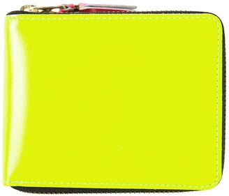 Comme des Garcons 'New Super Fluo' wallet