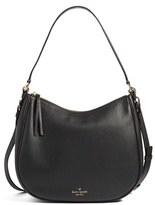 Kate Spade Cobble Hill Mylie Leather Hobo - Black