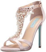Betsey Johnson Blue by Women's SB Mavyn Dress Sandal