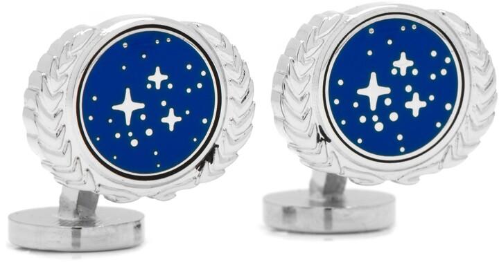 Cufflinks Inc. Cufflinks, Inc. 'Star Trek' UFP Cuff Links