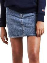 Levi's Mile High Rise Denim Skirt