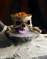 Halloween Skull & Cauldron