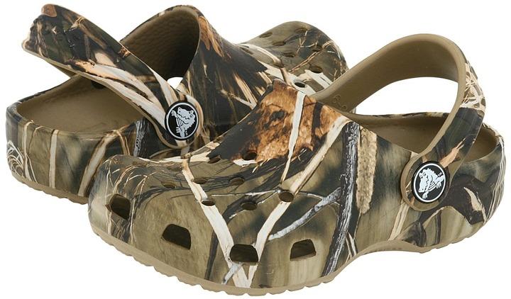 Crocs Classic Realtree Boys Shoes