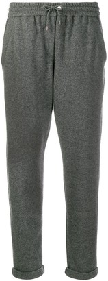 Brunello Cucinelli Tapered Track Trousers