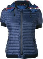 Rossignol Penelope shortsleeved jacket - women - Feather Down/Polyamide/Polyester - 36