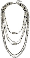 Lucky Brand Beaded Statement Necklace Necklace