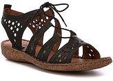 Josef Seibel Rosalie 15 Lace Up Sandals