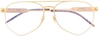 So.Ya Aviator Optical Glasses