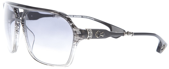Chrome Hearts 'Boxlunch' sunglasses