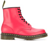 Dr. Martens lace-up combat boots
