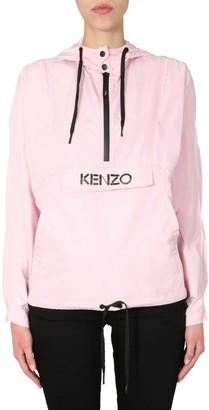 Kenzo Logo Windbreaker