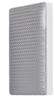 Dryden 2-Stage Waterproof Standard Crib Mattress Harriet Bee