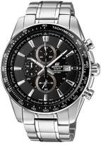 Casio Edifice – Men's Analogue Watch with Solid Stainless Steel Bracelet – EF-547D-1A1VEF