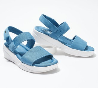 Ryka Adjustable Back-Strap Sandals - Azara