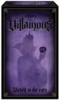 Ravensburger Disney Villainous Wicked To The Core Expansion Board Game