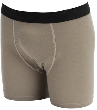 Rock Face Men's Big-Tall Military PT Boxer Brief
