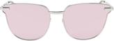 Le Specs Luxe Pharaoh Metal Frame Sunglasses