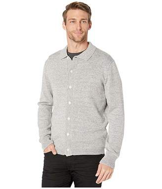 J.Crew Winter Cotton Wool Polo Cardigan